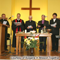 Bulgaria In Mission Together