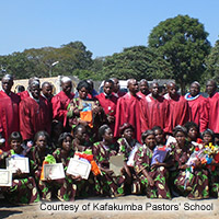 Kafakumba Pastors' School and Scholarship