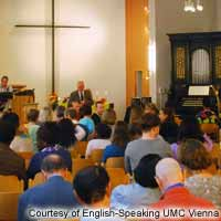 English-Speaking United Methodist Church in Vienna