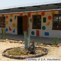 Southern Africa Methodist Volunteers In Mission