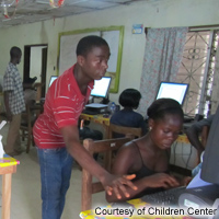 Brighter Future Children Rescue Center Program