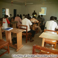 Gwaten Comprehensive Secondary School