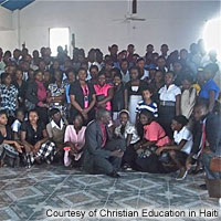 Christian Education and Evangelism in Haiti