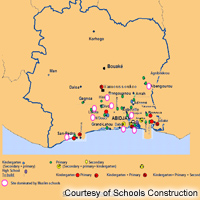 Primary and Secondary Schools Construction