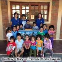 Mary Jo Phillips Methodist Daycare Center of Asuncion, Paraguay