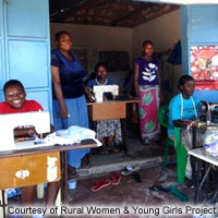 Rural Women & Young Girls Leadership & Empowerment Project