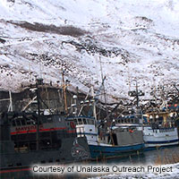 Unalaska United Methodist Church Outreach and Community Ministry.