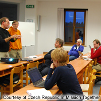Czech Republic In Mission Together