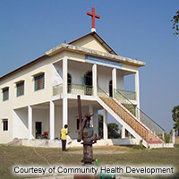 Community Health & Agricultural Development (CHAD-Cambodia)