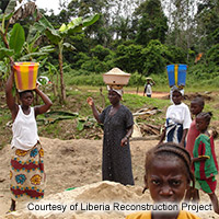 Liberia Reconstruction Projects