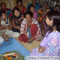 Nutrition Project for Urban Communities