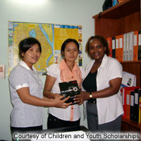 Children and Youth Scholarships