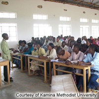 Kamina Methodist University