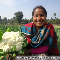 United Mission to Nepal Integrated Community Development Project
