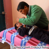 Health Projects in Bolivia