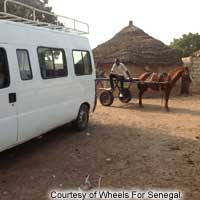 Wheels For Senegal